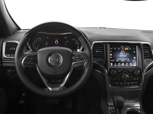 2018 Jeep Grand Cherokee Overland In Hurricane Wv Walker Chrysler Dodge Ram