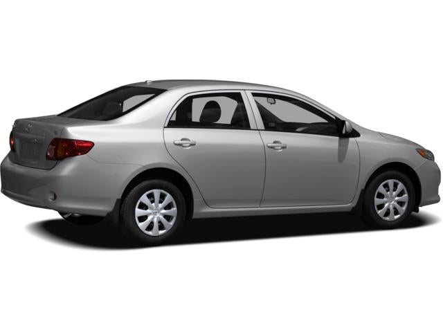 2009 corolla oil type