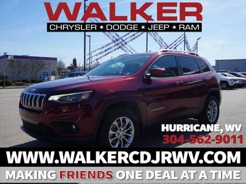 Used 2019 Jeep Cherokee Latitude Plus For Sale Hurricane Wv Walker Chrysler Dodge Jeep Ram 1c4pjmlb4kd124798