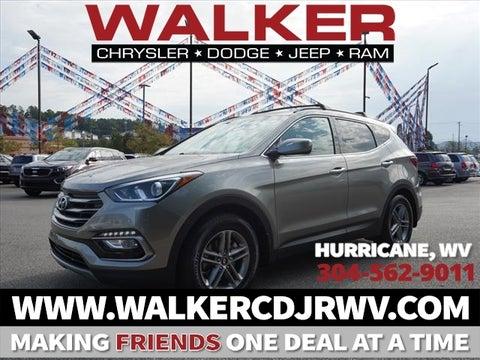 2017 Hyundai Santa Fe Sport 2 4l In Hurricane Wv Hyundai Santa Fe Sport Walker Chrysler Dodge Jeep Ram
